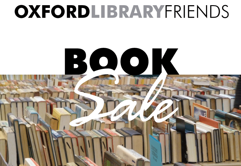 Oxford Library Friends Book Sale
