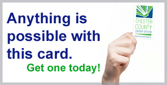 Anything is possible with this card. Get one today!